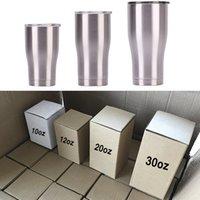 Car Mugs 36oz water bottle 30oz 20oz tumbler 14oz 12oz 10oz keep cold wine Stainless Steel Tumblers insulated coffee mug 180 colors avialble