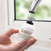 Nouveau Tape de cuisine mobile Tap Tap Tour universel à 360 degrés Robinet rotatif Robinet à économie d'eau Pulvérisateur Cuisine Accessoires EWB5018