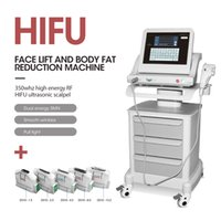 RF HIFU Face Lift And Body Fat Reduction Machine Skin Tighte...