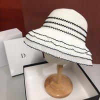 Sommer Fisherman's Hat Eimer Hüte Unisex Mode Bob Caps Hip Hop Gorros Männer Frauen Panama Eimer Hut Outdoor Geschenk