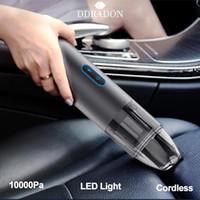 10000 PA Cordless Staubsauger Handheld Mini-Auto-Staubsaugerinnenraum-Innen-Computer-Reinigung Wireless tragbar