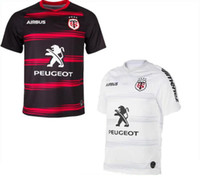 2020 2021 Tulus 럭비 셔츠 Rugby 럭비 유니폼 티셔츠 Accueil Jersey Rugby League 2019 2020 2021 화학 S-3XL
