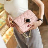 Small Messenger Chain Task for Women 2021 Pu Learn Ladies Black Crossbody Tasks Designer Luxury Woman Summer Shoulder Bags