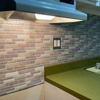 Art3d 30x30 cm Peel ve Sopa Mozaik Backsplash Fayans 3D Duvar Çıkartmaları Mutfak Banyo Yatak Odası Çamaşır Odaları, Duvar Kağıtları (10 sayfalar) için kendinden yapışkanlı su geçirmez