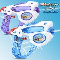 Petites pistolets d'eau pour enfants, 3 paquets de pistolets d'eau avec une capacité de 100 ml, pour la piscine extérieure et le plaisir de la plage