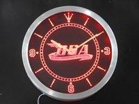 Wall Clocks Nc0180 BSA Motorcycles Cycle