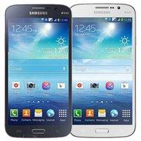 Оригинальный отремонтированный Samsung Galaxy Mega 5.8 I9152 Dual SIM 5,8 дюйма двойной ядра 1.5 ГБ ОЗУ 8 ГБ ROM 8MP 3G разблокирован сотовый телефон Android 5 шт.