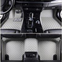 Маты для пола автомобиля для Cadillac Escalade SRX CTS Escalade ATS CT6 XT5 CT6 ATSL XTS SLS Mats для автомобилей