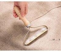 NewManual Lint Remover Giysileri Fuzz Kumaş Tıraş Makinesi Giyotin Çıkarma Rulo Hairball Fırçası Temizleme Araçları EWF5532