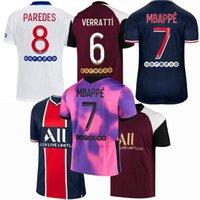 2020 2021 futbol forması verratti di maría gana danilo kimbathembe mbappe icardi k.navas paredes sarabia Kean paris futbol kadınlar çocuklar gömlek