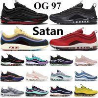 ولدت 2020 صحيفة 97 نايك الجوية ماكس OG الاحذية ساوث بيتش أمة الله 97S الرجال النساء مصمم الرياضة احذية المالية X