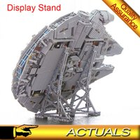 MOC Ultimate Millennium Display Stand Building Blocks Falcon...