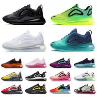 2020 yeni gelenler nike air max 720 ayakkabı Koşu ayakkabısı airmax 720s Bubble Pack Erkekler KADIN authentic sneakers Be True Sea Forest Golden Aqua Powder Undercover men trainers