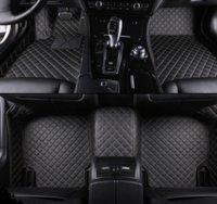 Tapis de plancher de voiture à 5 places personnalisés pour VW Passat B5 B6 B7 B8 Nouveau Beetle Multivan