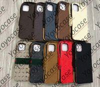 Классический дизайнерский чехол для телефона для iPhone 12 Pro Max Mini 11 Pro XS MAX XR X 7 8 плюс Flip Кожаный чехол для Samsung S10 20 Примечание 10 AA1