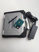 수리 자동 데이터 사용 랩탑 CF30 CF-30 4G 터치 스크린 소프트웨어 ALLDATA 모든 데이터 2IN1 설치 준비가 잘 설치되어 있음 1TB HDD