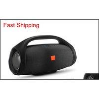 2020 Sound BoomsBox Speaker Bluetooth Stere 3D HiFi Subwoofer Mãos Ao Ar Livre Subwoofers estéreo portáteis KD3IW F6hn7