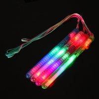 Концертная флуоресцентная партия партии Party красочная света излучающая палочка светодиодная электронная флэш-палочка Детские светоизлучающие игрушки