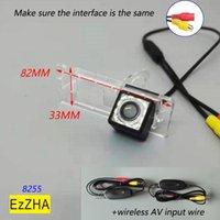 Car Rear View Cameras& Parking Sensors Dynamic Trajectory Tracks Camera For Fluence Espace Megane 3 Dacia Logan 2 Trafic Laguna Symb