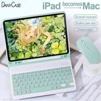 for ipad keyboard case 2019 2020 10.2 air 2 3 4 10.5 10.9 Pro 9.7 10.5 11 2017 2018 9.7 5 6th Cover