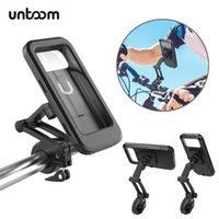 Universal Bicycle Holder Bike Motorcycle Handlebar Mobile Stand Mount Waterproof Cell Phone Bracket Case