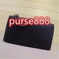 Bolsa de ombro Tote Couro Genuíno Marmont Câmera Mulheres Crossbody Bags bolsas bolsas bolsas bolsas bolsas caviar