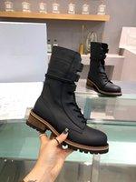2021 Marke Frauen Stiefel Designer Echtes Leder Rot Beige Leinwand über den Reißverschluss von Kniestiefel Reißverschluss Lässige Schuhe Mode High Heel Frauen Luxus Sneakers Große Größe 35-41