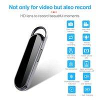 Llavero Mini cámara grabadora de voz HD 1080P Mini cámara de video 8GB 16GB Llavero portátil de video digital grabadora de video con caja de venta al por menor
