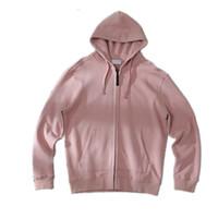 CPTopstoney 2021 Nova moda Zipper Hoodie na primavera e inverno Casal de alta qualidade Pullover Masculino Retro Sweater Street Hoodie