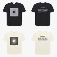 2021SS T-shirt Männer Frauen 1 Beste Qualität Druckoberteile T-Shirts 4 Farben