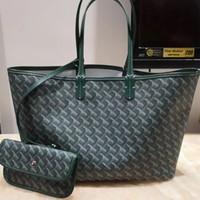 Moda Donna Classico Coated Bag Shopping Bag Borsa da borse Lady Grande Capacità Totes Donna Borse Spiaggia con manico forte Borse madre