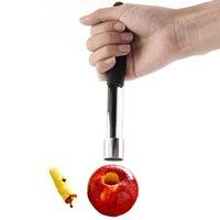 Creative Corer для Apple Из нержавеющей стали Груша Фрукты Овощные инструменты Ядро Средства Снятия Семена Резак Кухонные Гаджеты Инструменты GWE8014