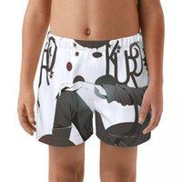 الرجال السراويل haikyuu بيع جذوع السباحة شاطئ الصبي hi-q ملابس السباحة مع جيب لطيف الينابيع الرياضية البدلة طفل ملابس السباحة