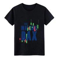 Camisetas para hombres El diseño Divertido de DAX para caminar para el agente alemán T SHIRTS Hombres Hombres de punto Tamaño de algodón S-3XL UNISEX Famoso de construcción Tshirt