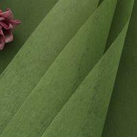 40 pcs que envolve o papel de tecido colorido para o casamento de DIY / decoração de flor 50 * 50cm Embalagem 100 2198 v2