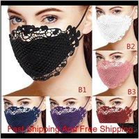 Funkelns Blink Jewel Spitze Gesichtsmaske Mode Party Frauen Maske Für Dekoration Du Qylcwn Hairflipper2011