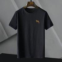 رجالي بأكمام قصيرة تي شيرت عالية الجودة r القمصان شارع الهيب هوب تي شيرت قمم avant garde الجماجم عارضة الاتجاه t-shirts1