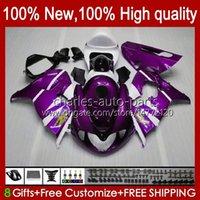 Kit carenatura per Suzuki Srad TL1000R Pearl Purple TL-1000R 1998 1999 2000 2001 2002 2003 19hc.52 TL-1000 TL 1000 R 98-03 Bodywork TL 1000R TL1000 R 98 99 00 01 02 03 Corpo OEM