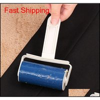 Brushes Household Cleaning Tools Housekeeping Organization Home & Gardendust Catcher Remover Dust Roller Portable Sticky Washable Lint Rolle