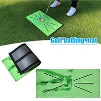 Indoor Golf Training Balanço Detecção Mat Tapete Tapete Mini Putting Ball Pad Pratica Mat Mat Auxílio Suprimentos Acessórios