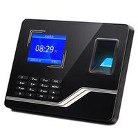 نظام الحضور بصمة tcpip usb كلمة المرور التحكم في الوصول مكتب الوقت ساعة موظف مسجل الجهاز آلة البيومترية