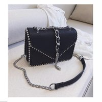 Shoulder Bags PU Leather Purses And Handbags For Women 2021 Designer Luxury Fashion Girl Female Shoppers Solid Color Tassel Chain Wallets