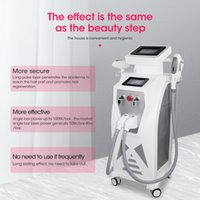 Bouble Screen 4 in 1 IPL RF YAG Laser Elight Hair Removal La...