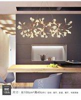 Pendant Lamps Firefly Chandelier Postmodern Minimalist Living Room Lamp Light In The Bedroom Creative Lighting Round LED Garden Branch Chand
