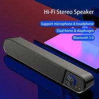 Soundbar Altavoces Bluetooth Speakers Caixa De Som Amplificada Microphone Barre De Son pour TV Home Theater Alto-falantes Sonos