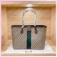 عارضة حمل حقيبة النساء ophidia حقيبة يد كبيرة حقائب الكتف الرجال حقائب اليد مصمم المرأة حقائب الصفراء المصممين crossbody المحافظ P2106221L