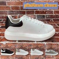 Niedrige Plattform Männer Frauen Casual Schuhe Schwarz Samt Multi Color Tail Triple White reflektieren Licht Rosa Silber Pailletten Mode Herren Turnschuhe