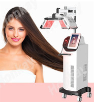 شعار مخصص قبول، المهنية 660nm ديود آلة نمو الشعر الليزر سوبر علاج تساقط الشعر للرجال / أنثى نمو الشعر