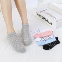 Women Boat Socks comfortable girl women's socks ankle low female invisible color girl boy hosiery ladies boat sock slipper