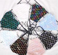 بلينغ قابل للغسل قابلة لإعادة الاستخدام قناع الوجه الكريستال أقنعة حفلة تنكرية للنساء الفتيات الكبار مع بلينغ الماس عالية LLF11387